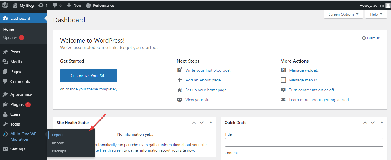 How to Move Your Locally Installed WordPress Online