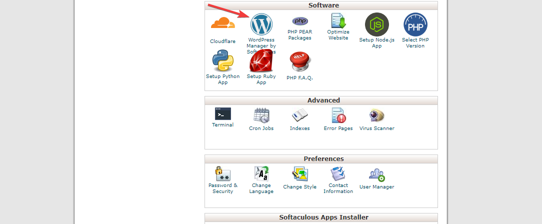How to Install WordPress Online via cPanel