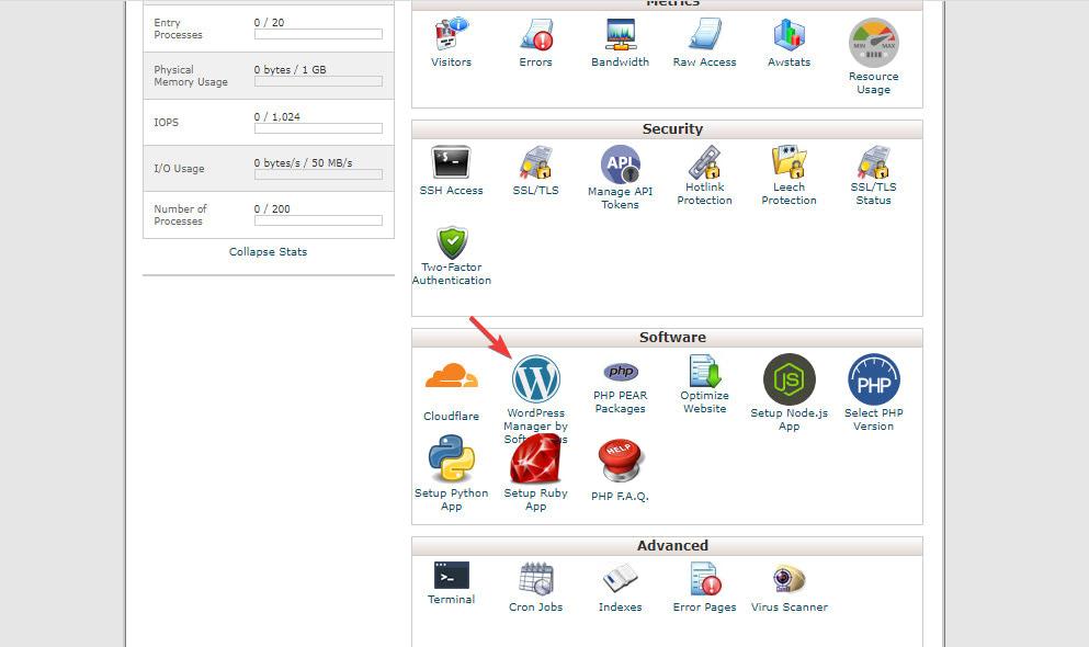 Install WordPress on Your Domain