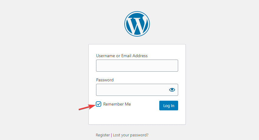 What's WordPress Login URL?
